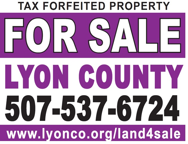 Tax Forfeited Land For Sale